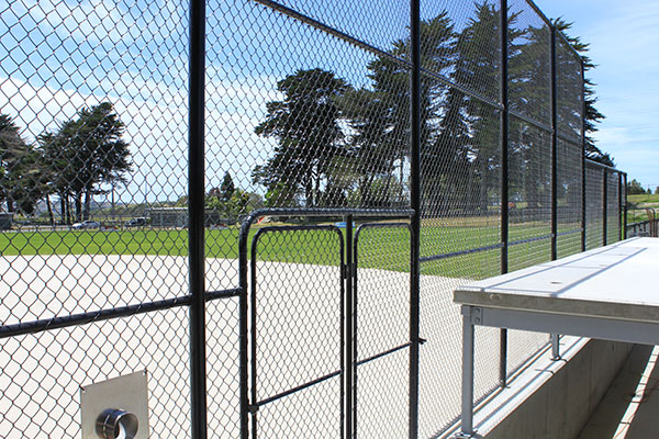 Anchor Chainlink Fencing & Gates | Anchor Wire