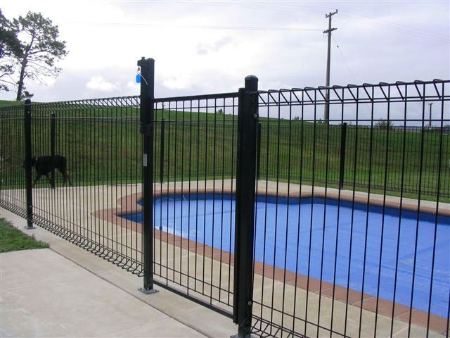 Anchor Pool Fencing Anchorwire